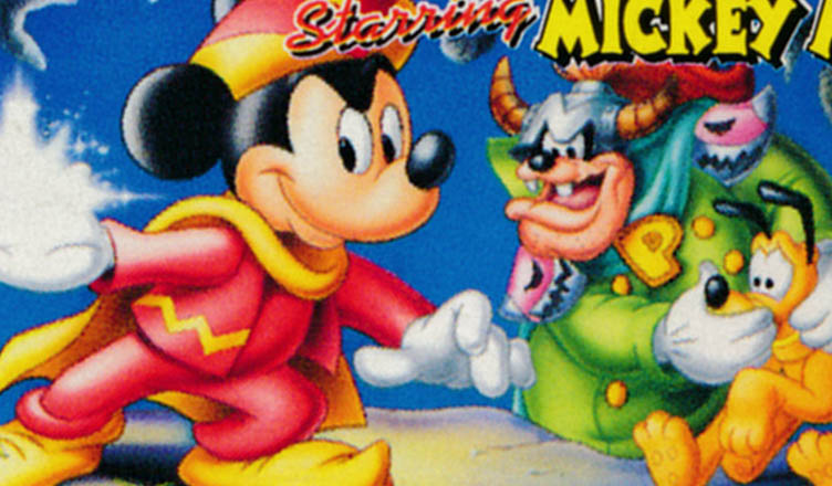 Magical Quest Starring Mickey Mouse, The – Gaming Alexandria