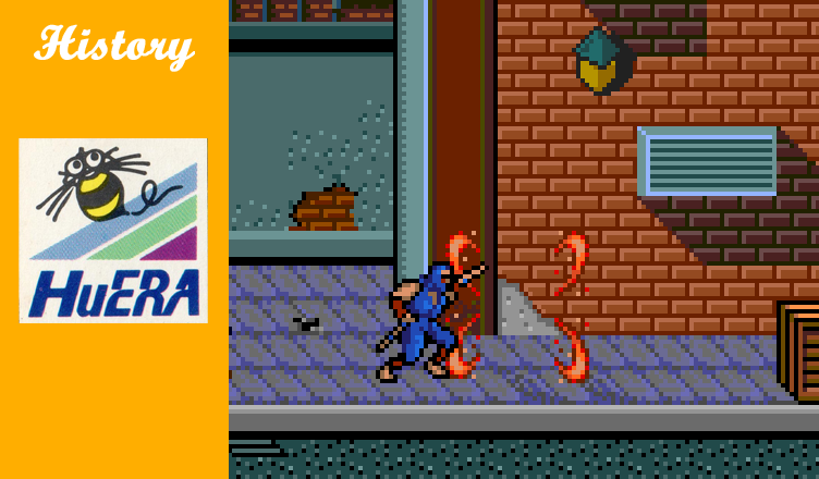 Hudson-Era and Ninja Gaiden for PC-Engine – Gaming Alexandria
