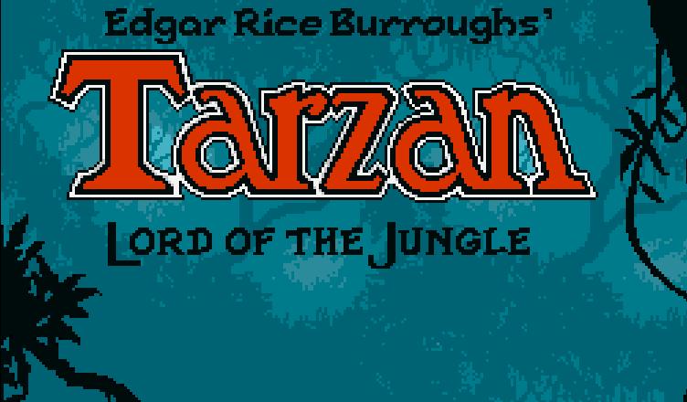 Tarzan Lord Of The Jungle Snes Unreleased Gaming Alexandria